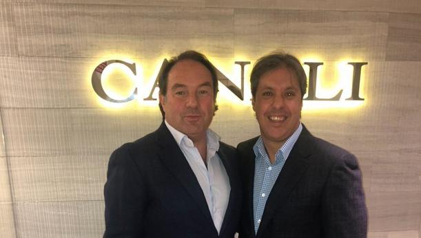 Jose Luis Led, el hombre clave de Canali en España