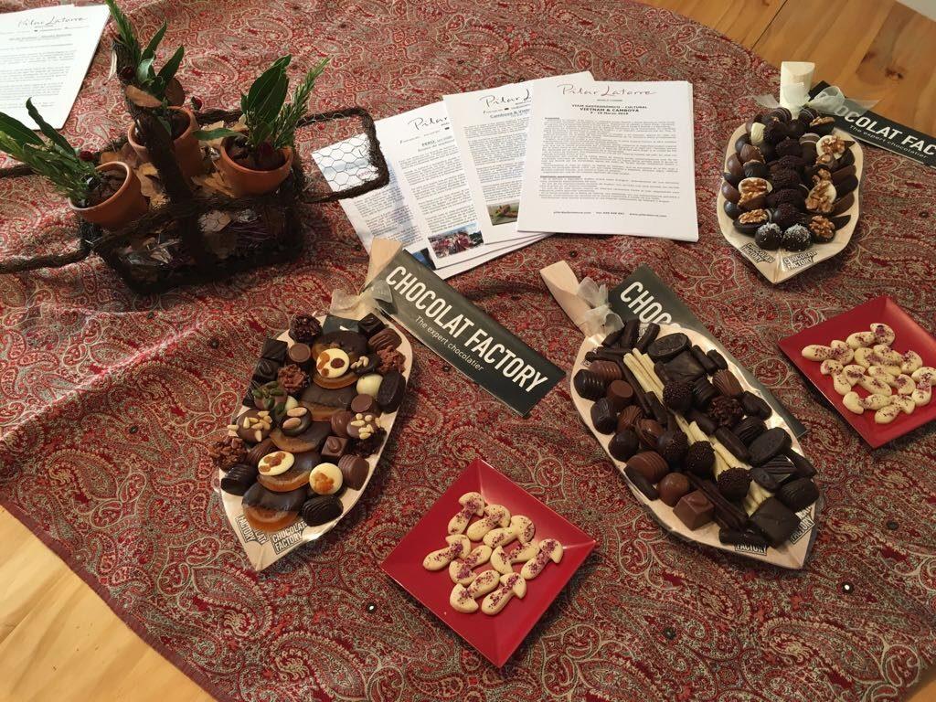 Pilar Latorre presenta sus nuevos cursos y experiencias World Cuisine