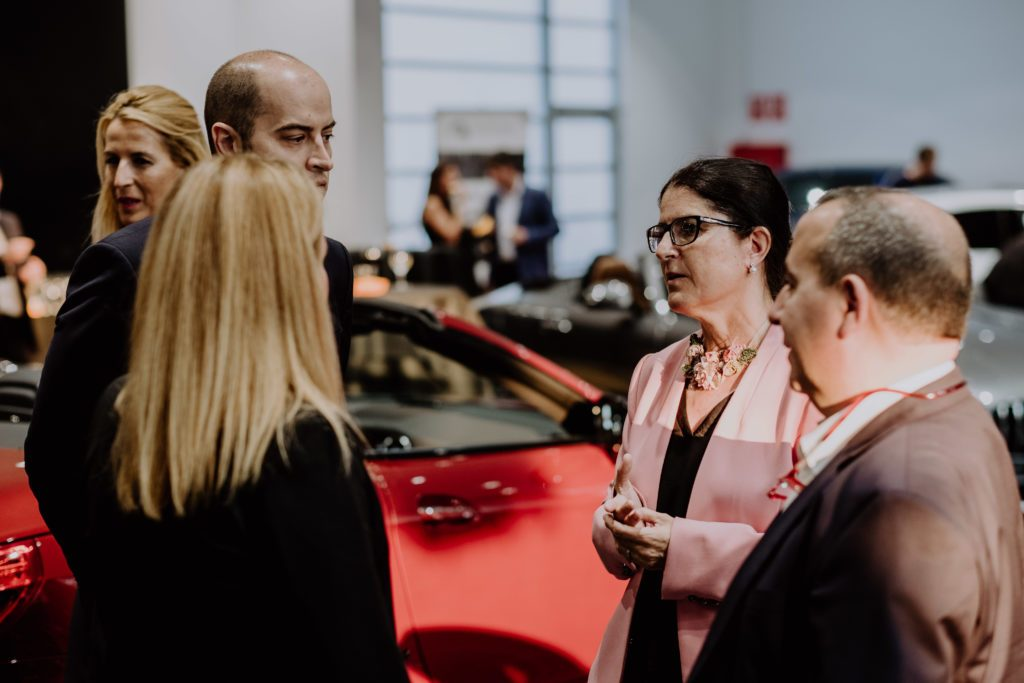 MB Motors abre las puertas al Networking Romero