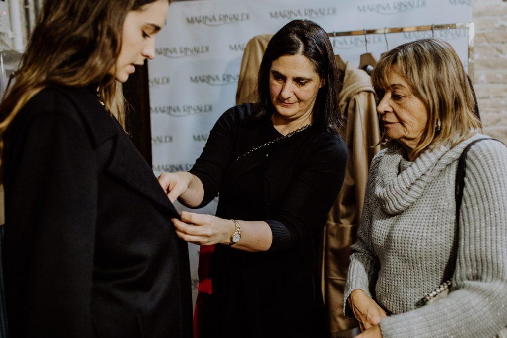 Evento Romero con Marina Rinaldi