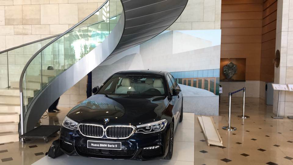 lmuerzo consular de primavera by BMW