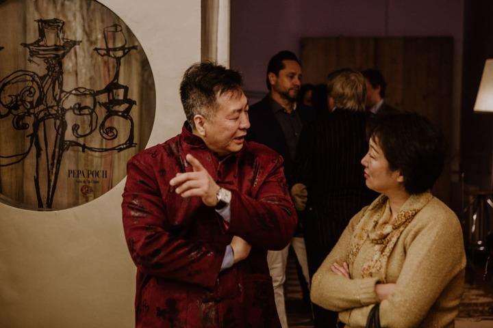 Celebración Año Nuevo Chino de Romero Premium Networking en el Real Cículo Artístico