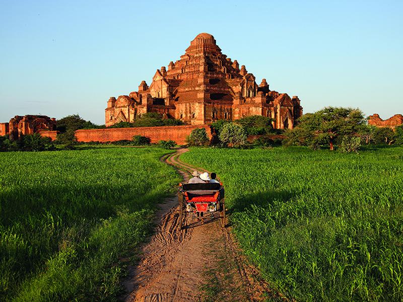 Viajes OCOA. MYANMAR. El exotismo exclusivo