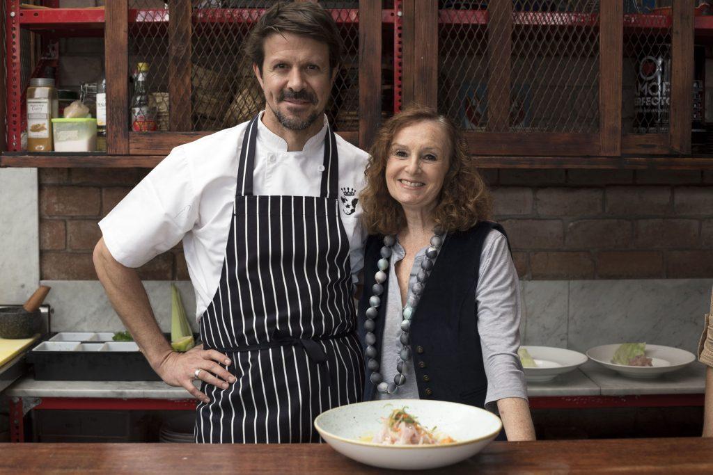 Pilar Latorre World Cuisine. Viaje a Perú