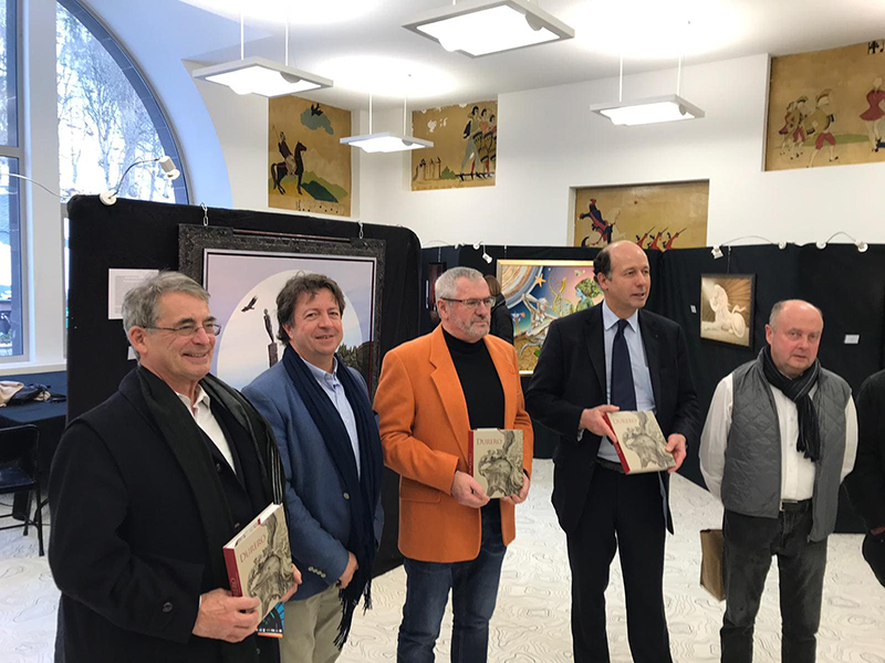 El Reial Cercle Artístic de Barcelona, presente en el SAFADORE 2019