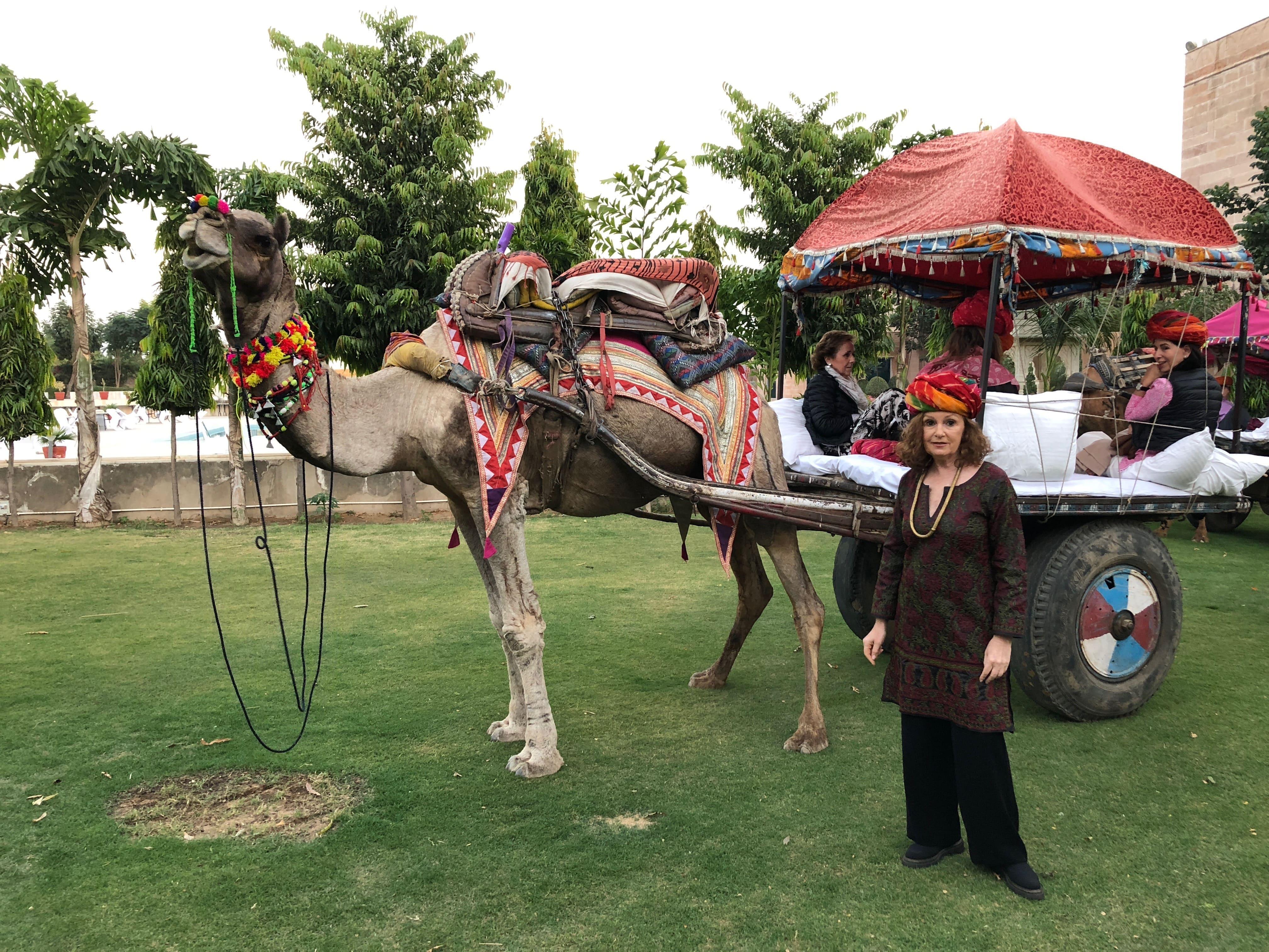 Premium.Networking.Times Pilar.Latorre World.Cuisine Viaje.India GRUPO 4 3