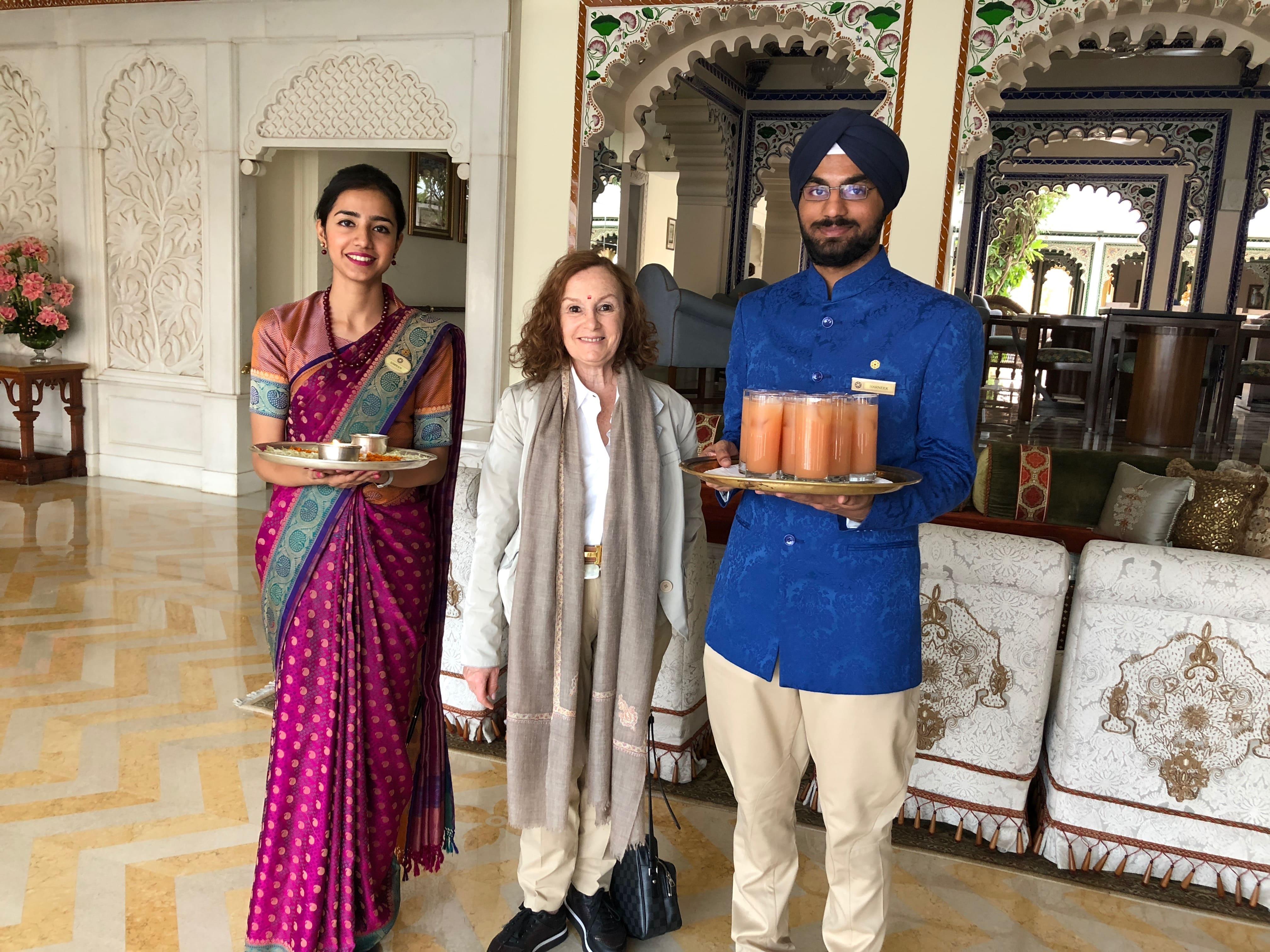 Pilar Latorre World Cuisine Viaje a la Indi