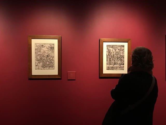 La obra del maestro Dürer, en Barcelona hasta el 26 de mayo en el Reial Cercle Artístic de Barcelona, imprescindible.