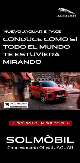 Jaguar Epace Solmobil