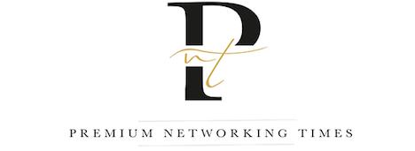logo premium networking times