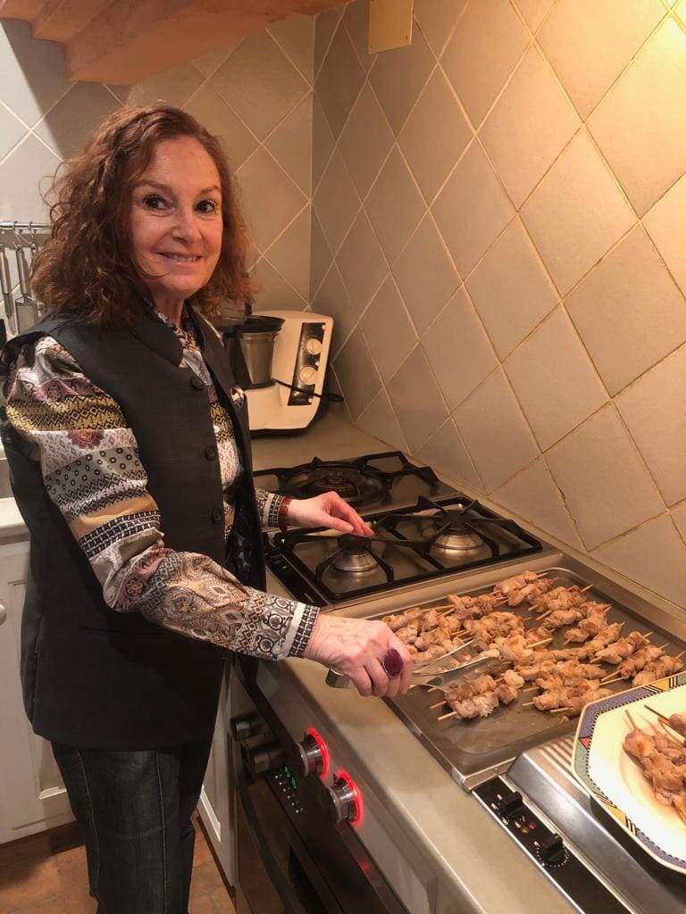 Pilar Latorre World Cuisine. Preparando el viaje a Japón 2019