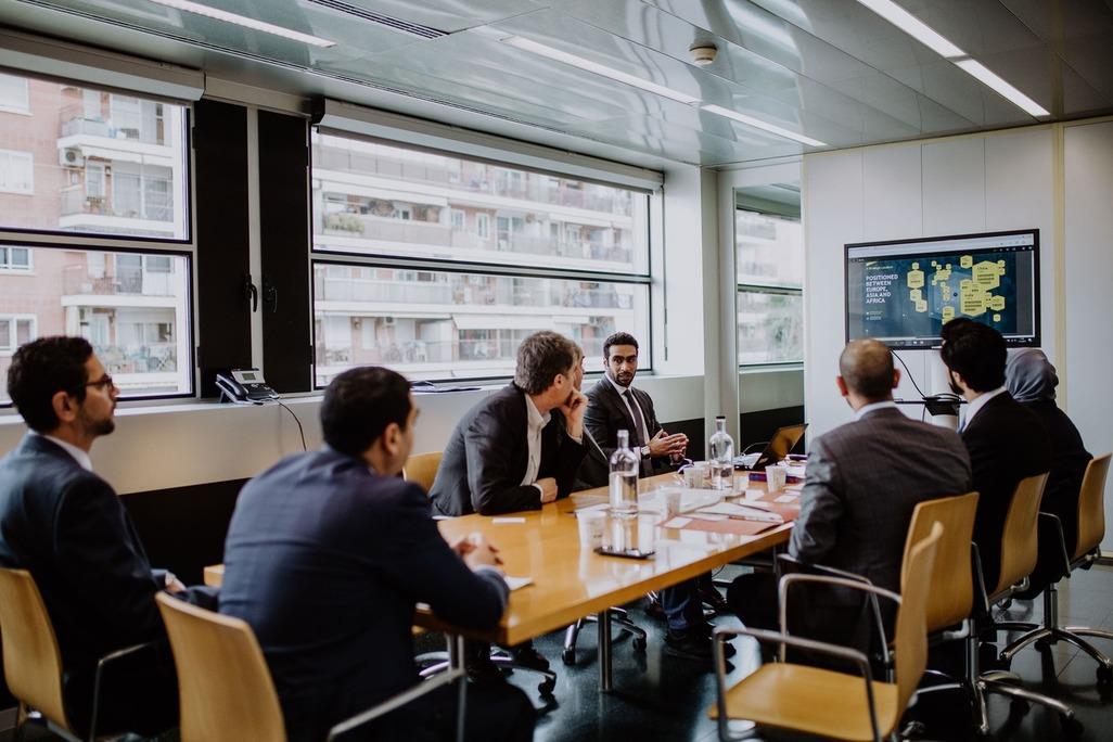 Sharjah visita Barcelona para impulsar las inversiones en salud, y educación
