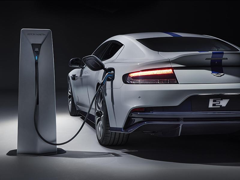 Aston Martin lanzará para 2020 el Rapide E