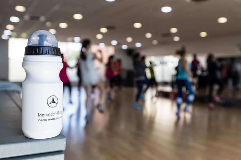 CARS BARCELONA organiza un Fun Day con el nuevo Clase B de Mercedes Benz