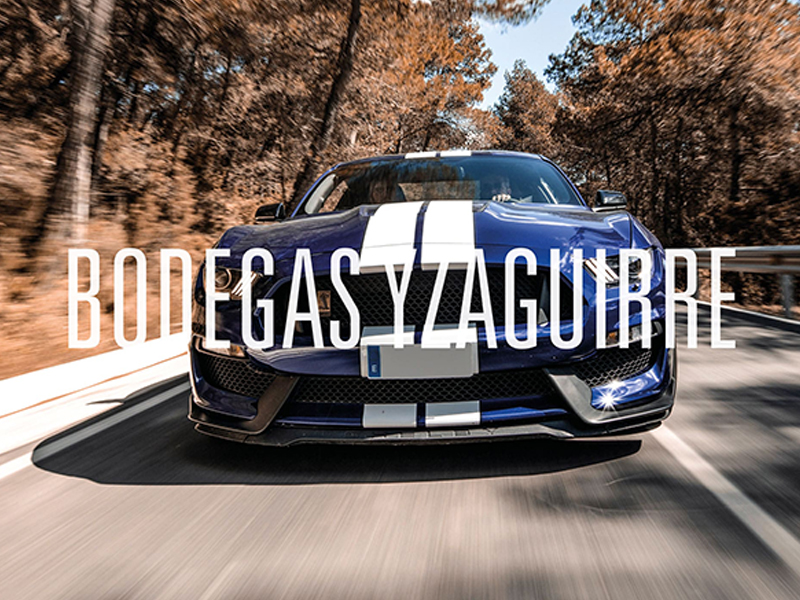 GT SESSION: Bodegas Yzaguirre