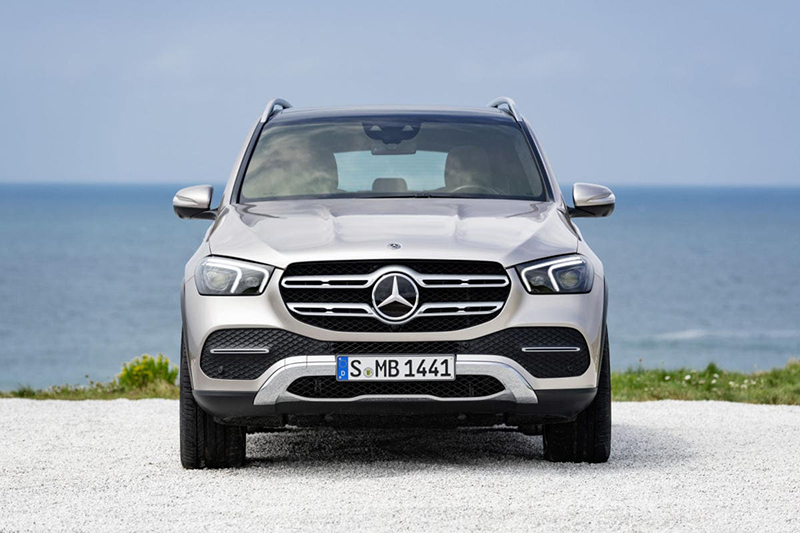 PNT MERCEDES GLE 2BB