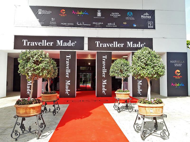 OCOA Travel en The Essence of Luxury Travel Marbella 2019 Traveller Made