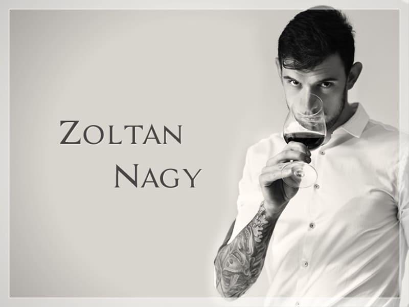 ZOLTAN NAGY: el wine connaisseur del Premium Networking Times
