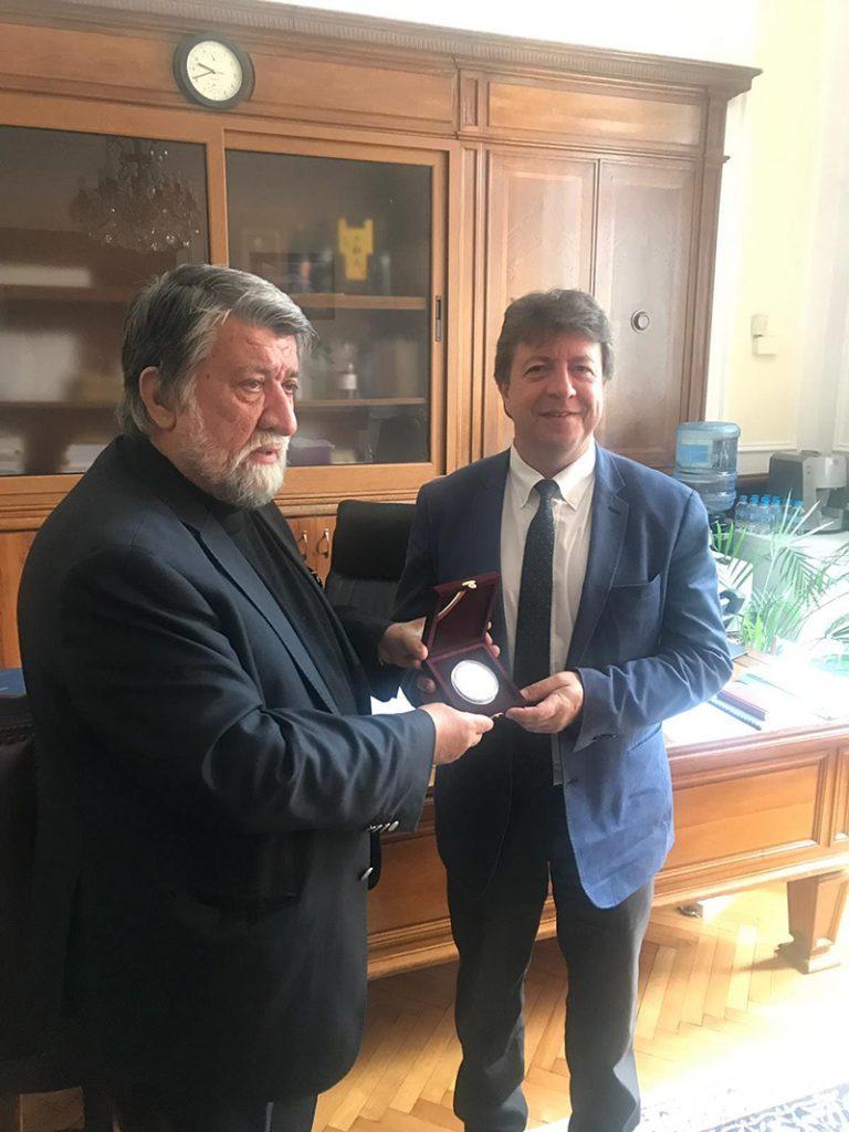 PNT JOSEP FELIX BENZ GALARDONADO BULGARIA 2