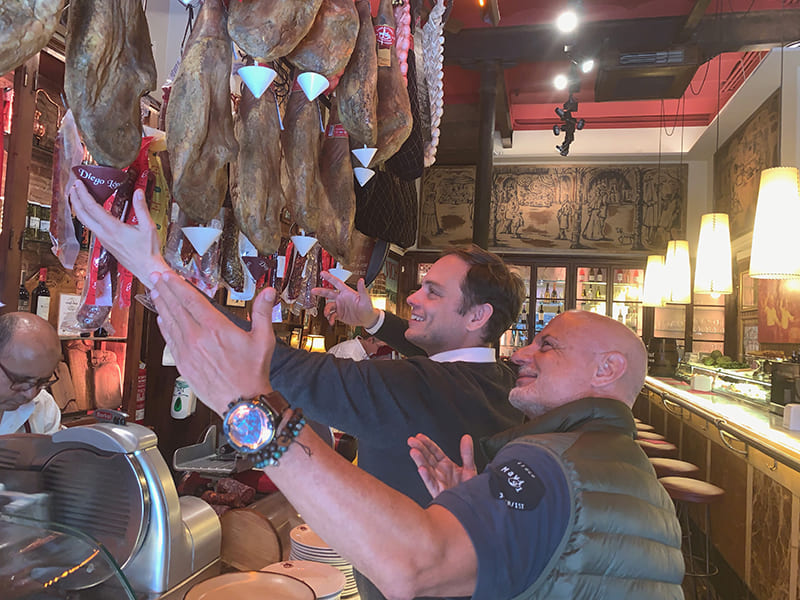 CASA ALFONSO una institución gastronómica en Barcelona que se ha hecho poco a poco desde 1934