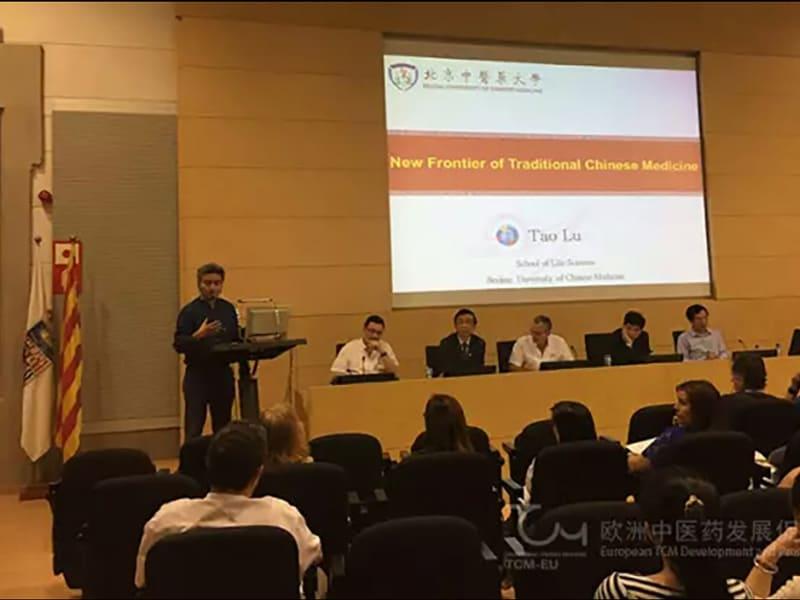 TRADITIONAL CHINESE MEDICINE-EUROPE: un nuevo partner en el club de Romero Premium Networking