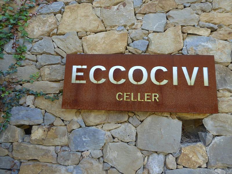 ECCOCIVI WINE: una bodega catalana con sabor italiano