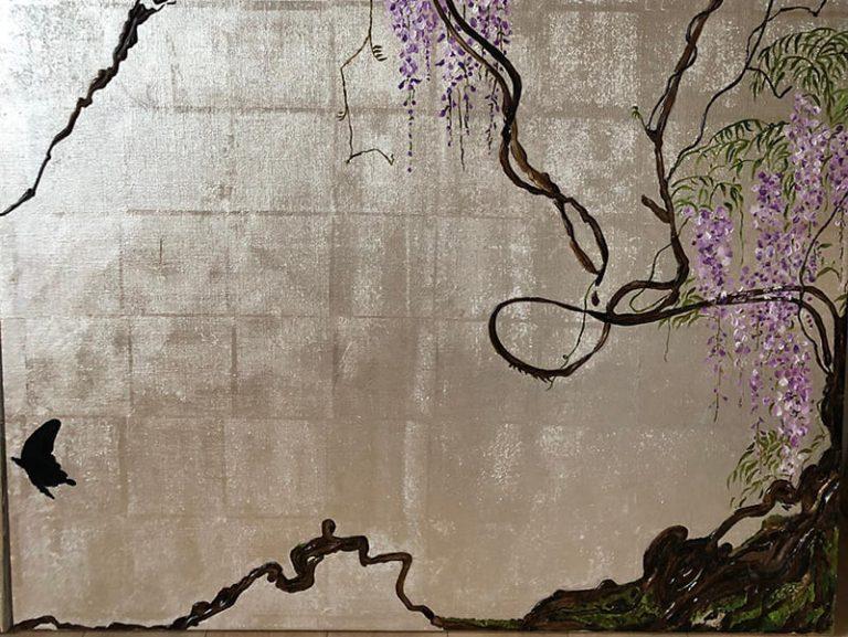 Sonia G Caballero presentará, en exclusiva, sus últimas obras en su exposición en Bunkamura (Tokio)