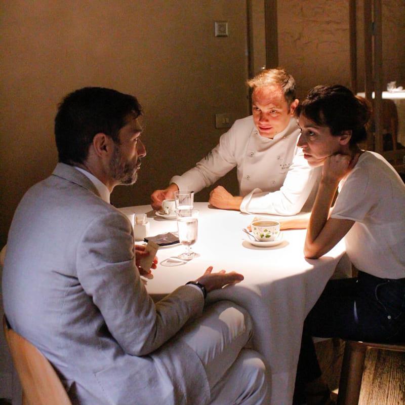 Mercer.Restaurant Ca.L.Isidre FOTO3BIS