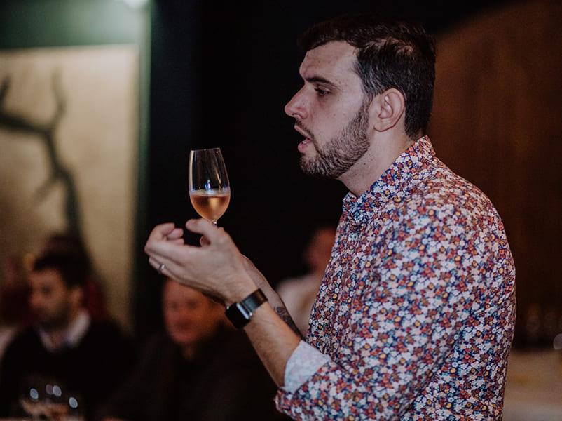 Zoltan Nagy: el wine coinnesseur de Romero Premium Networking