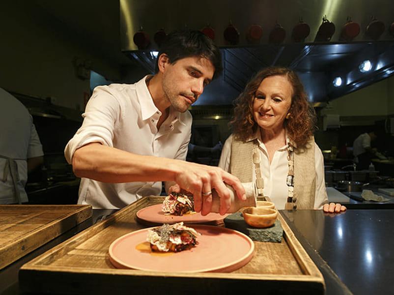 PILAR LATORRE: 15 años de World Cuisine