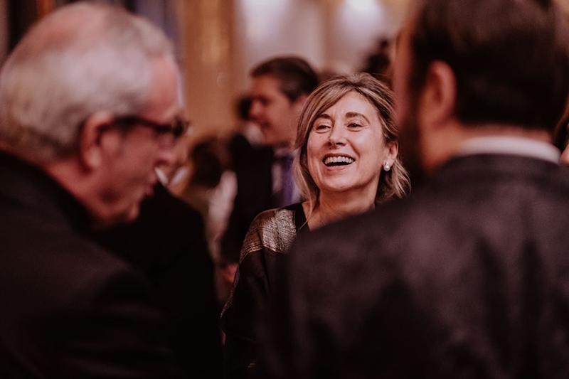 In Studio Siematic patrocinador en la Gala final del Barcelona's Mediterranean Gastronomy Experience 2019