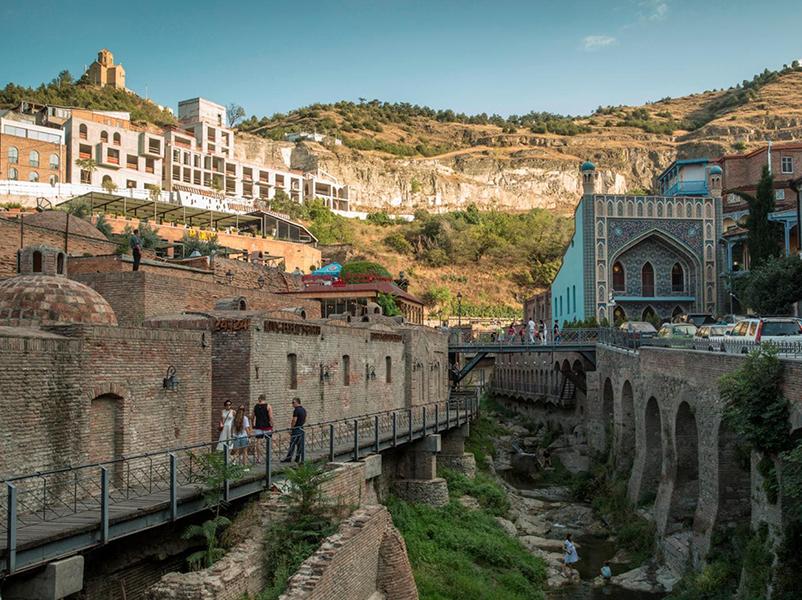 Georgia. El Cáucaso en nuestra mente