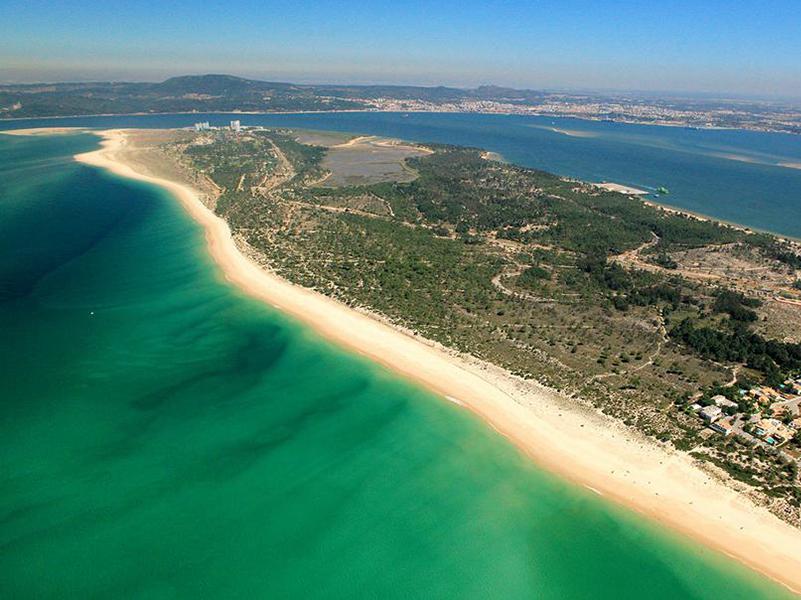Tróia: playas vírgenes en Portugal