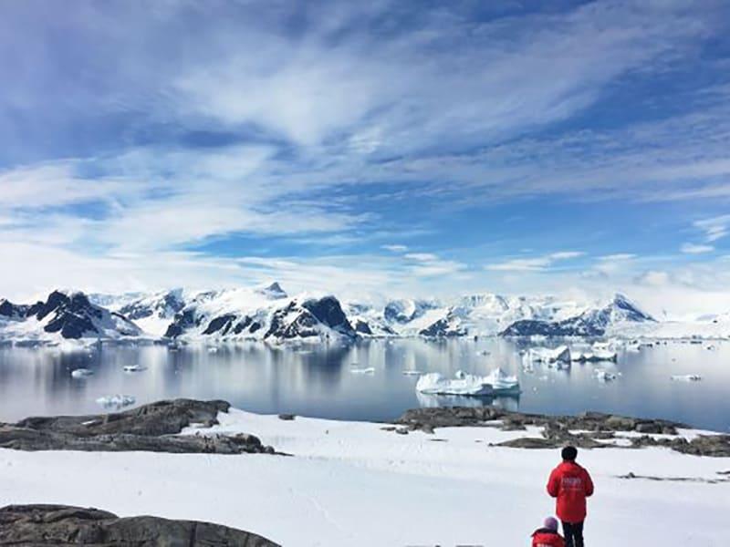La Antártida: los cruceros high end a sus pies
