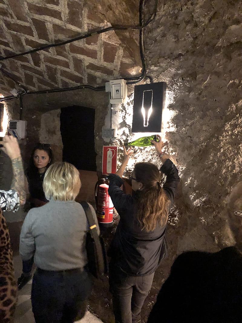 Romero High End Club: Gastronomía, Vinos, Cavas y personas High End