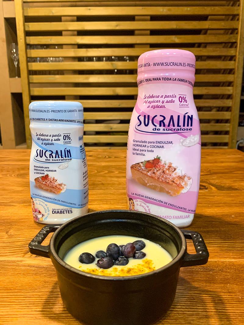 ¿Sucralin: es el edulcorante más sano?