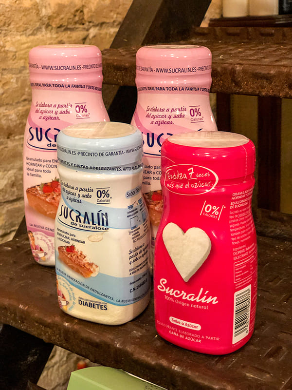 Sucralin destacan en los Food & Tasting de MadeinSpain.store