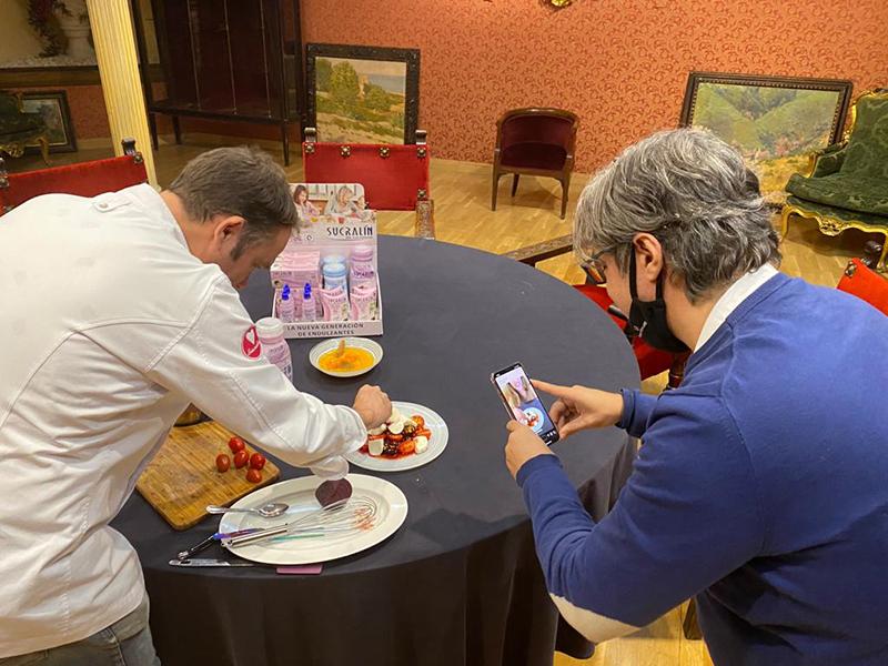 Sucralin y Herbolario Navarro, recetas saludables