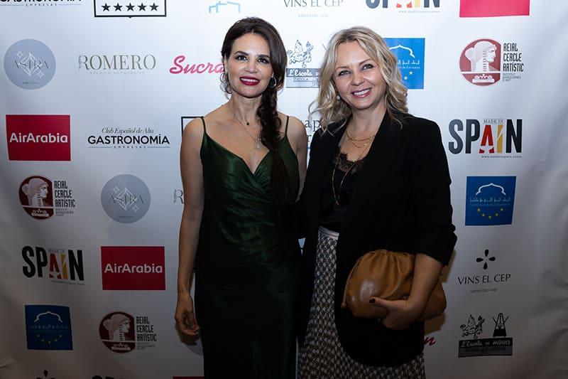 Gran éxito de la Vernissage de Jannat El Harrak, organizada por Romero Premium Networking