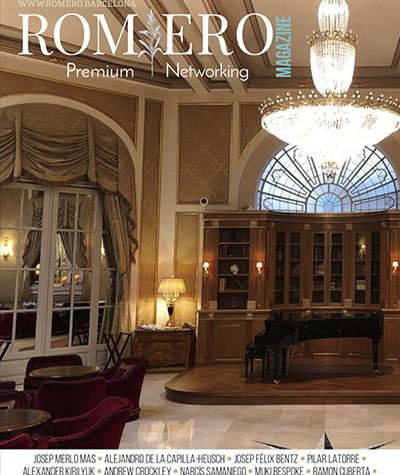 Portada Romero Magazine #1