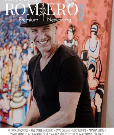 Portada Romero Magazine #2