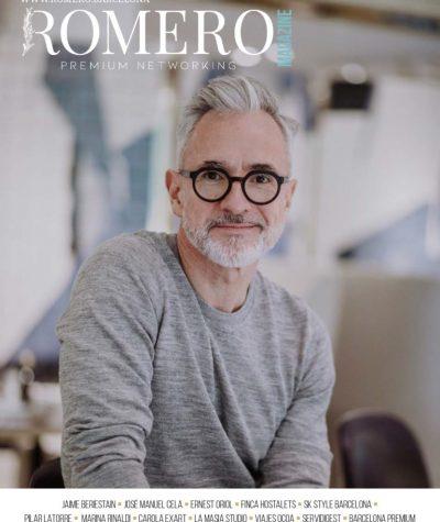 Portada Romero Magazine #3